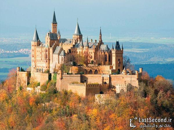 زیباترین و معروف ترین قلعه های جهان