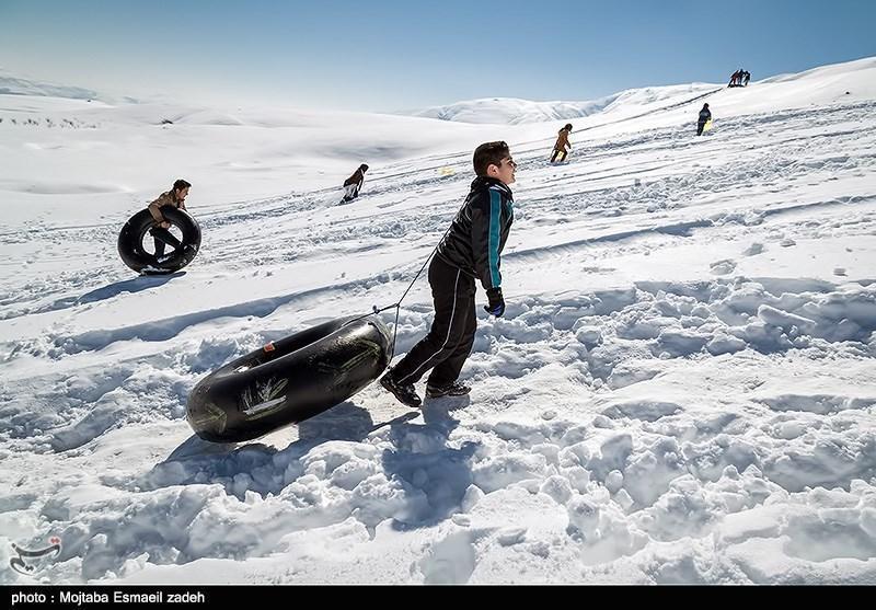 جشنواره برف و اسکی در ارومیه برگزار می شود