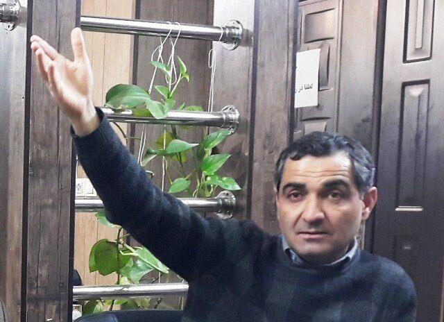 خبرنگاران شهردار تربت حیدریه خبر استعفای خود را تکذیب کرد