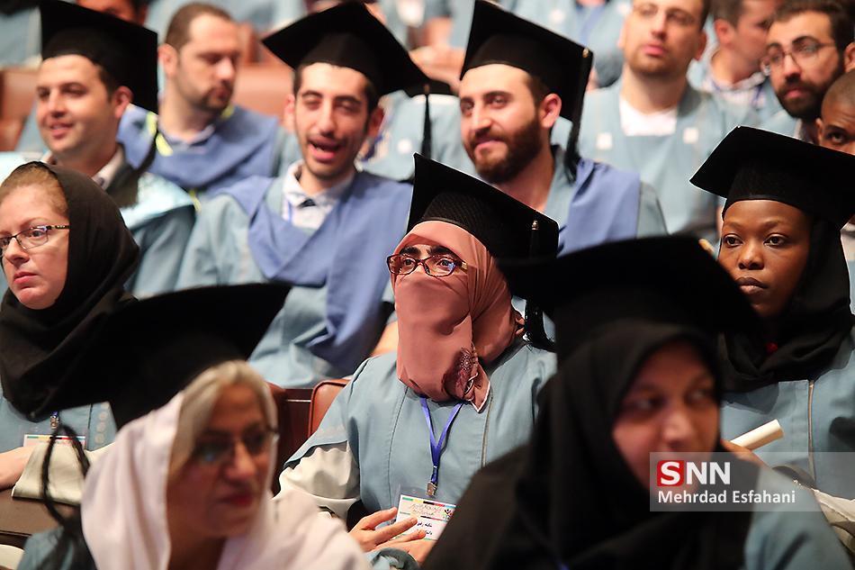 بیش از 15 هزار دانشجوی خارجی دانشگاه های داخل به کشور خود بازگشتند