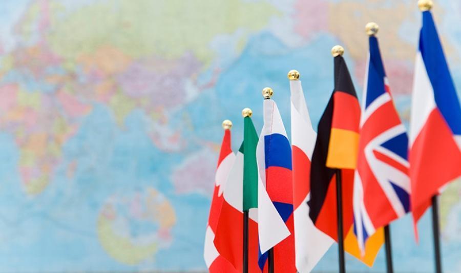 جلسه فوق العاده سران کشور های 7 برای مقابله با کرونا