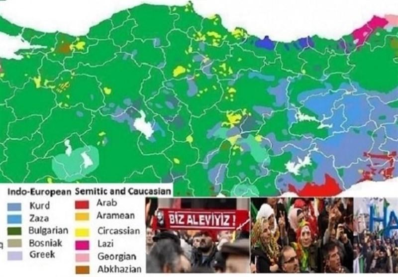 انتشار پژوهش شرایط اقلیت ها در ترکیه از منظر حقوق بین الملل