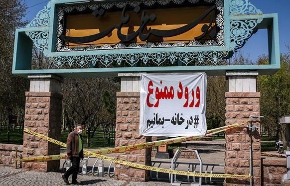 مختاری: از هرگونه تجمع شهروندان در بوستان های تهران ممانعت می گردد