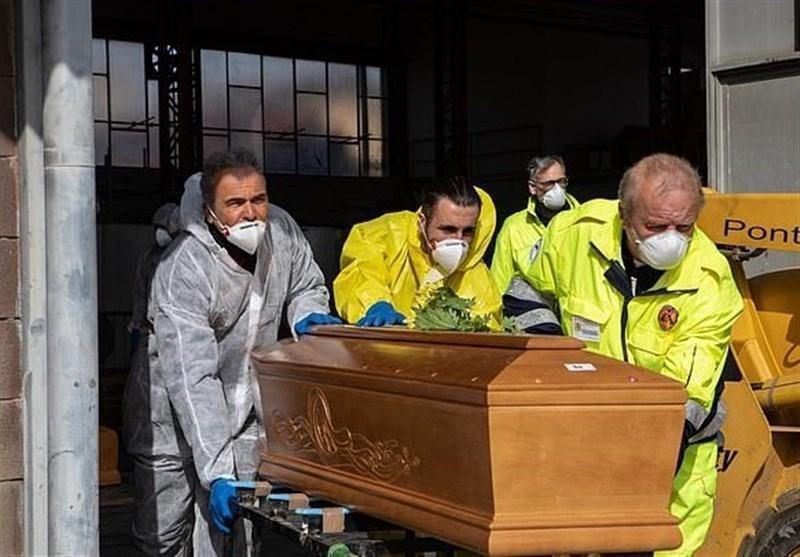 مرگ بیش از 1000 نفر از مبتلایان به کرونا در فرانسه طی 24 ساعت گذشته
