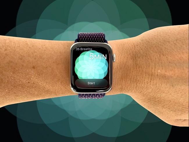 ساعت های هوشمند اپل واچ به فناوری تشخیص استرس مجهز می شوند
