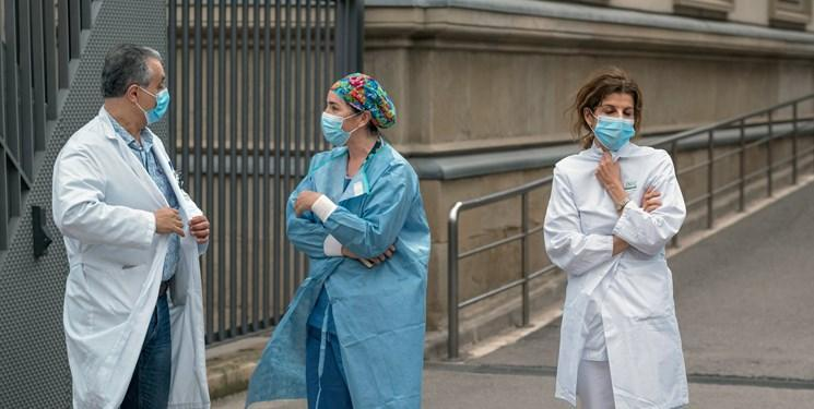 اعتراف لندن به کمبود لوازم و تجهیزات محافظتی کادر درمان و بهداشت انگلیس
