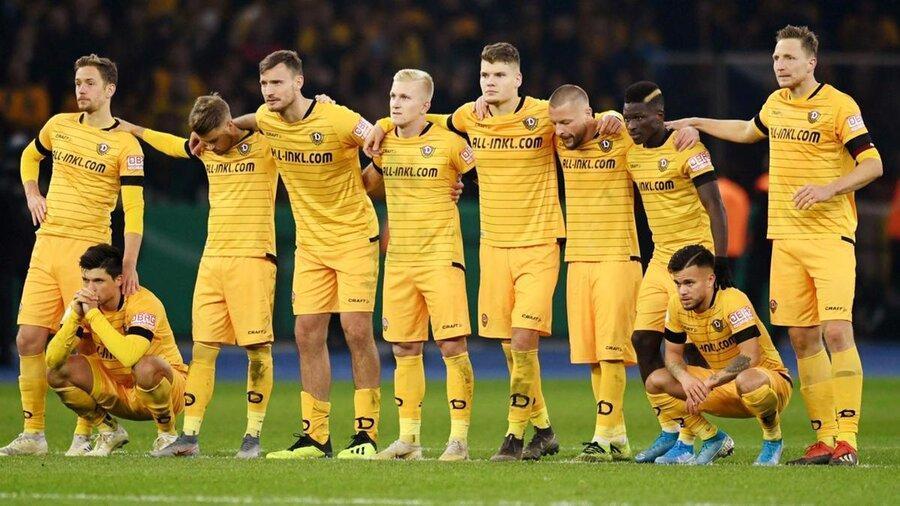 شوک به فوتبال آلمان ، اعلام قرنطینه کامل تیم دینامو درسدن