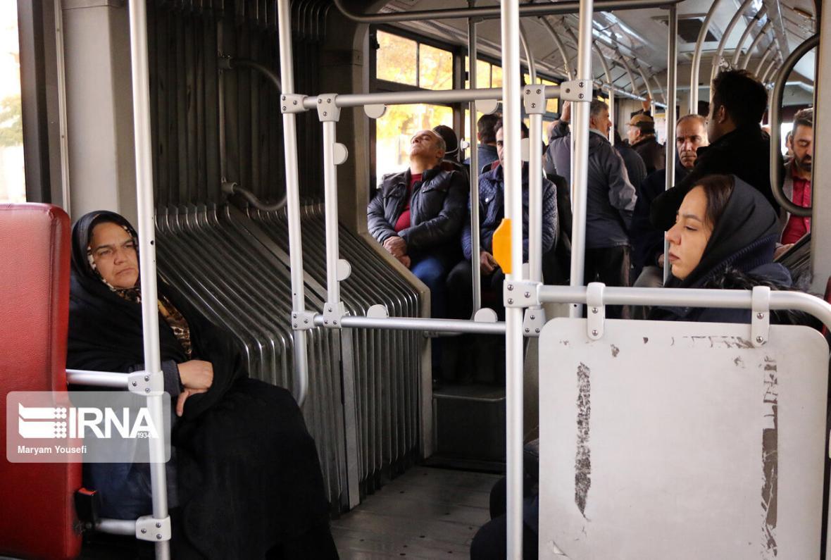 خبرنگاران اتوبوسرانی دزفول فعالیت خود را از سر گرفت