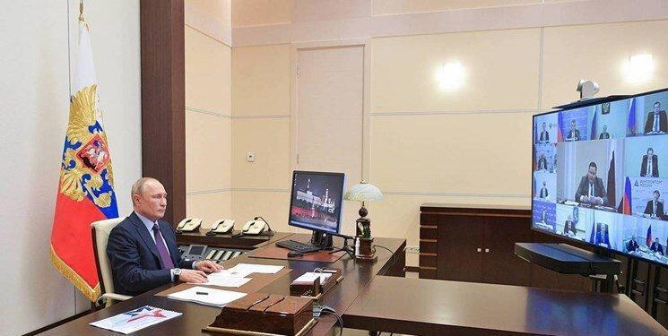 تشریح شرایط نخست وزیر روسیه از زبان پوتین