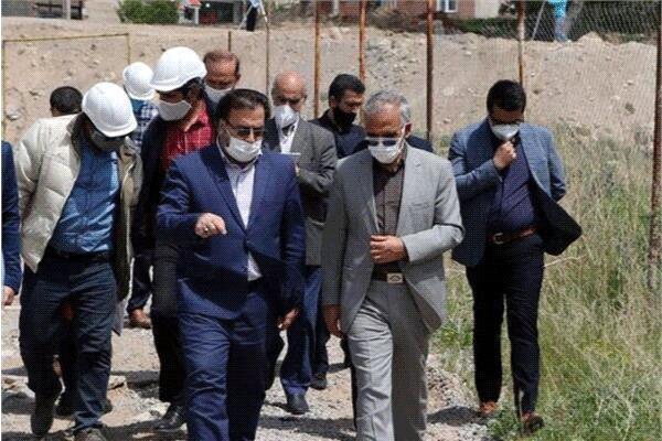 پروژه تالار شهر تبریز یکی از پروژه های فاخر کشور می گردد