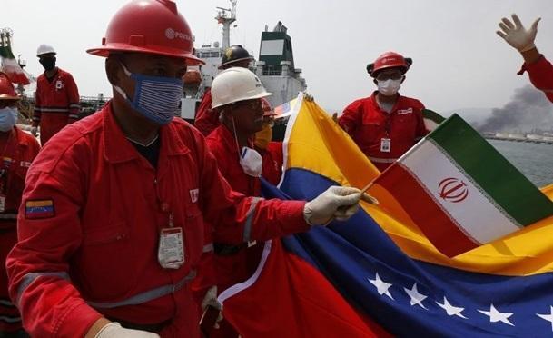 ایران و ونزوئلا، ایالات متحده را به چالش کشیدند