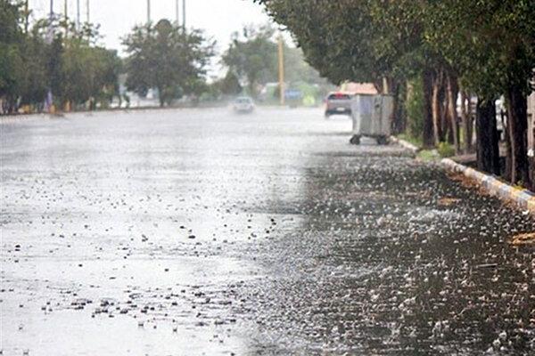 هشدار هواشناسی درباره وقوع رگبار در 11 استان