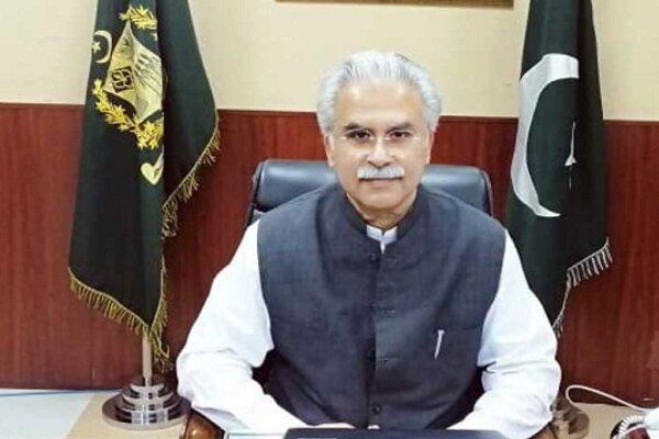 وزیر بهداشت پاکستان هم به کرونا مبتلا شد
