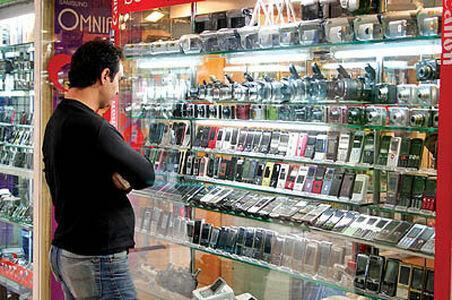 افزایش 30 درصدی قیمت موبایل بعد از اعلام خبر ممنوعیت واردات