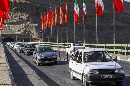 افزایش 12.3 درصدی تردد در جاده های کشور