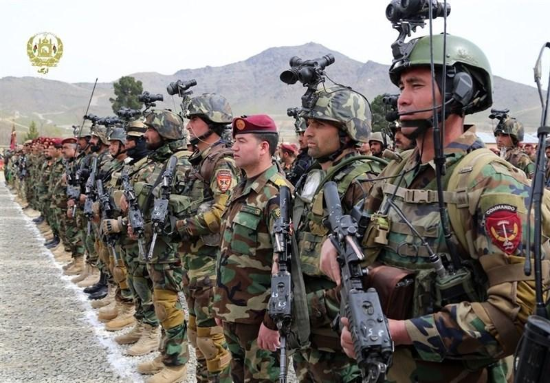 ارتش افغانستان در پی حملات راکتی پاکستان به حالت آماده باش درآمد