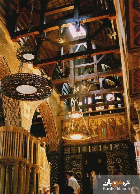 ال مولاکاه ؛ کلیسای معلق در مصر