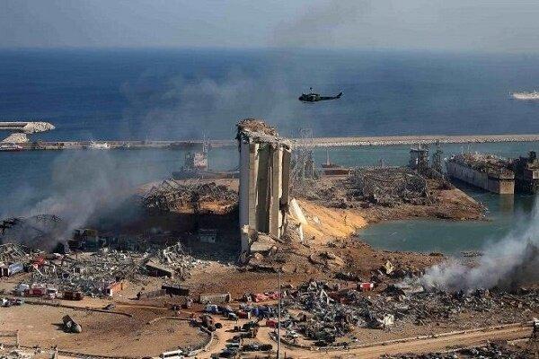 شمار قربانیان انفجار بیروت به 160 نفر رسید