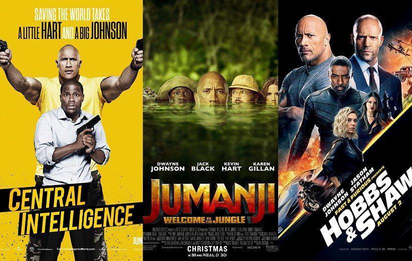 15 فیلم برتر راک (دواین جانسون)؛ پر درآمدترین مرد هالیوود