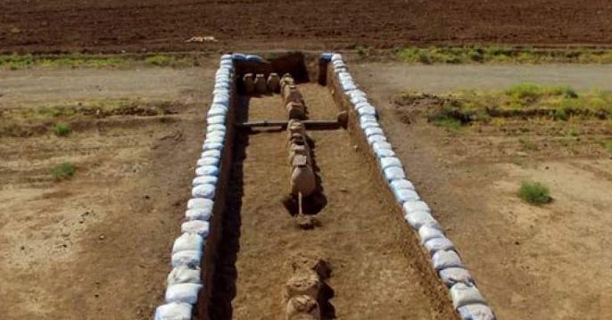 راه اندازی سایت موزه باستان شناسی دامسک