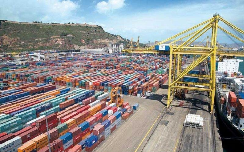 تجارت بیش از 5 میلیارد دلاری کشور ، صادرات سه و نیم برابر واردات