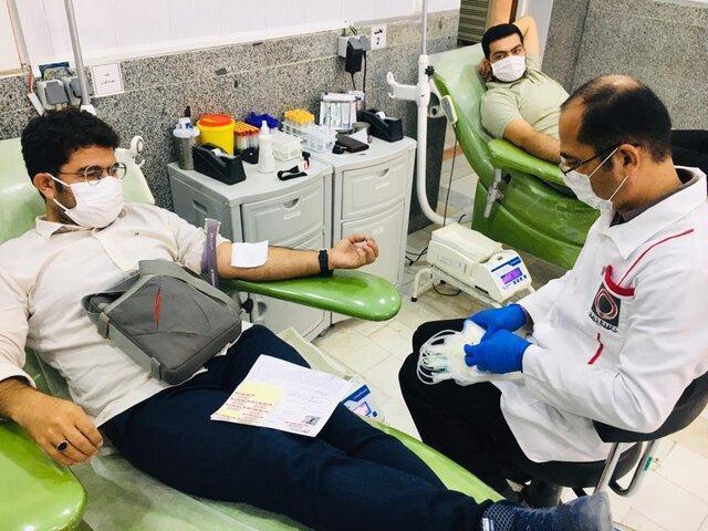 اهدای 385 واحد خون توسط همدانی ها در روزهای تاسوعا و عاشورا