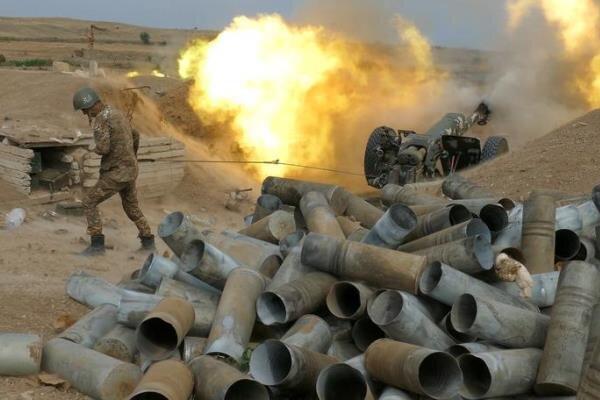 انگلیس تحریم تسلیحاتی ارمنستان و آذربایجان را نقض نموده است