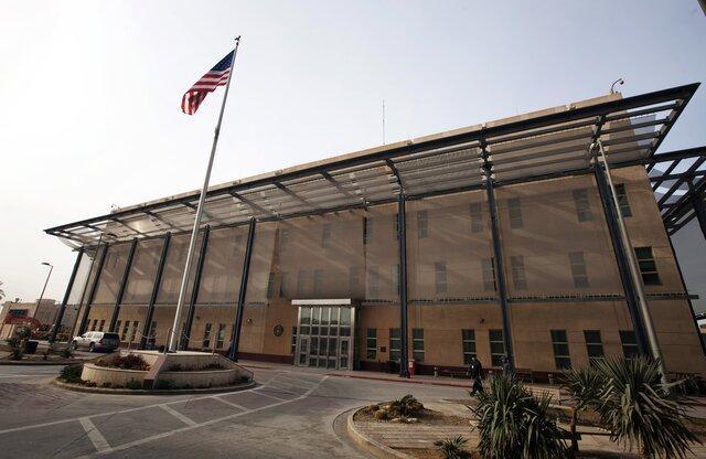 جریان حکمت ملی عراق: تصمیم بستن سفارت آمریکا در بغداد اتخاذ شده است