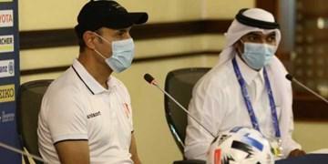 گل محمدی: نمی دانم چرا از حق تیم های ایرانی دفاع نشده است؟، باشگاه در زمینه مسائل داوری منفعل بود