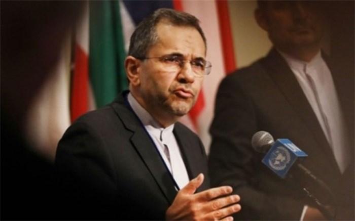 ایران استفاده از سلاح های شیمایی را محکوم می کند