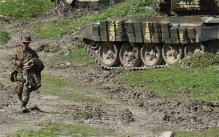 اخطار ایران در پی اصابت راکت های جنگ قره باغ به مناطق مرزی