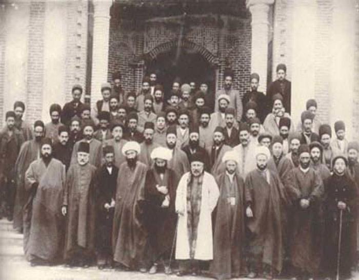 نخستین مجلس مشروطه