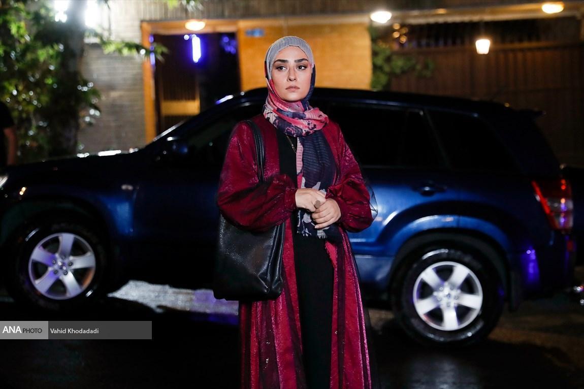 تصویربرداری شرم به روزهای پایانی رسید، ادامه تصویربرداری در حوالی پردیس تئاتر تهران