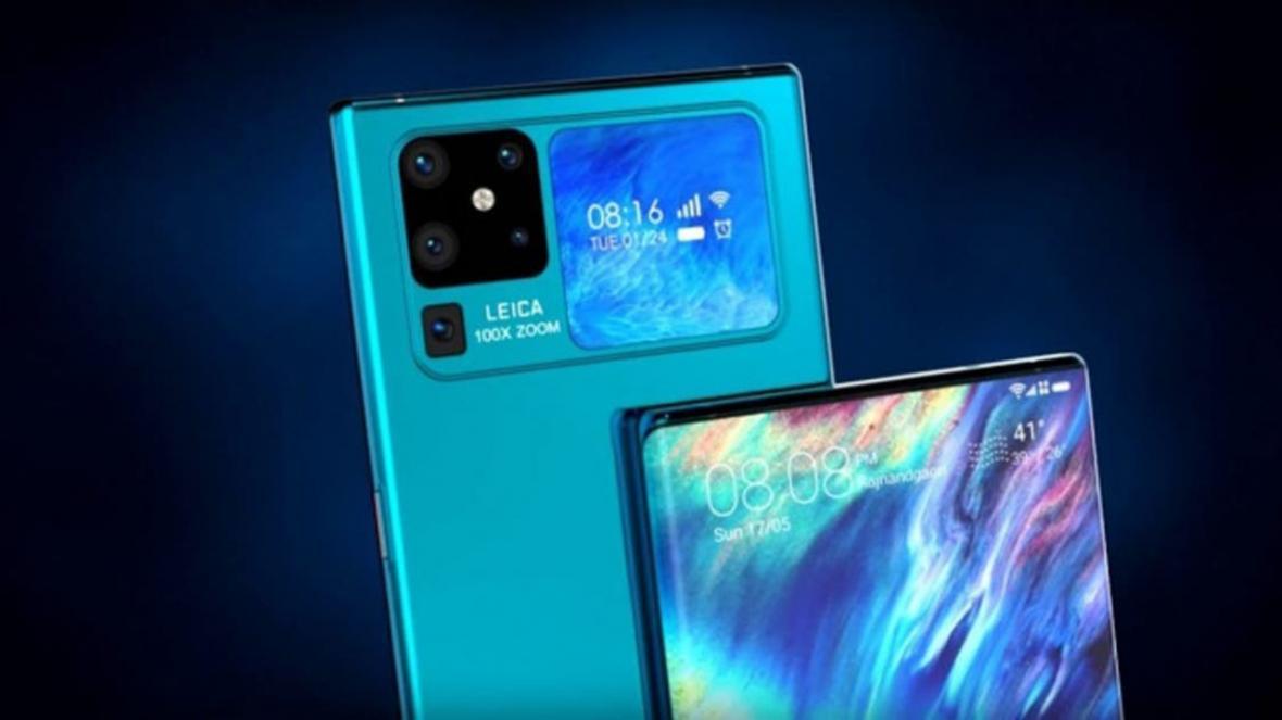 شایعاتی درباره دوربین هشت ضلعی Huawei Mate 40