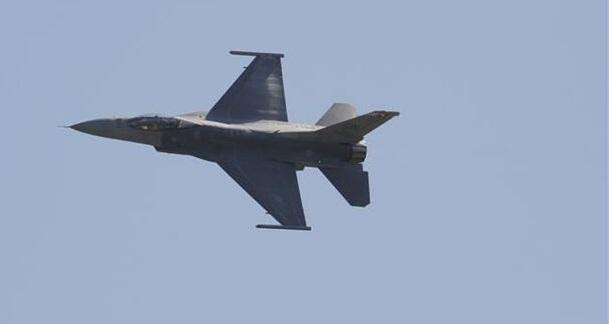 یک جنگنده تایوان سقوط کرد
