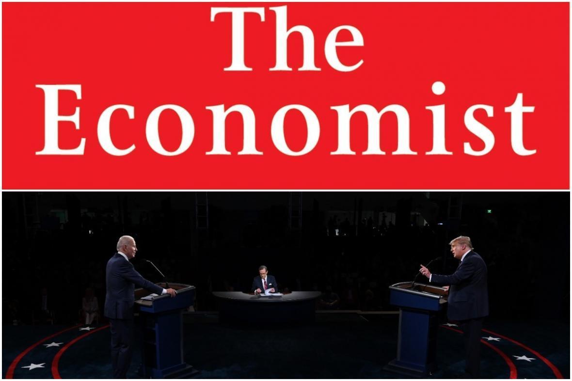توصیف اکونومیست از ترامپ و بایدن؛ دروغ یا آدم عادی