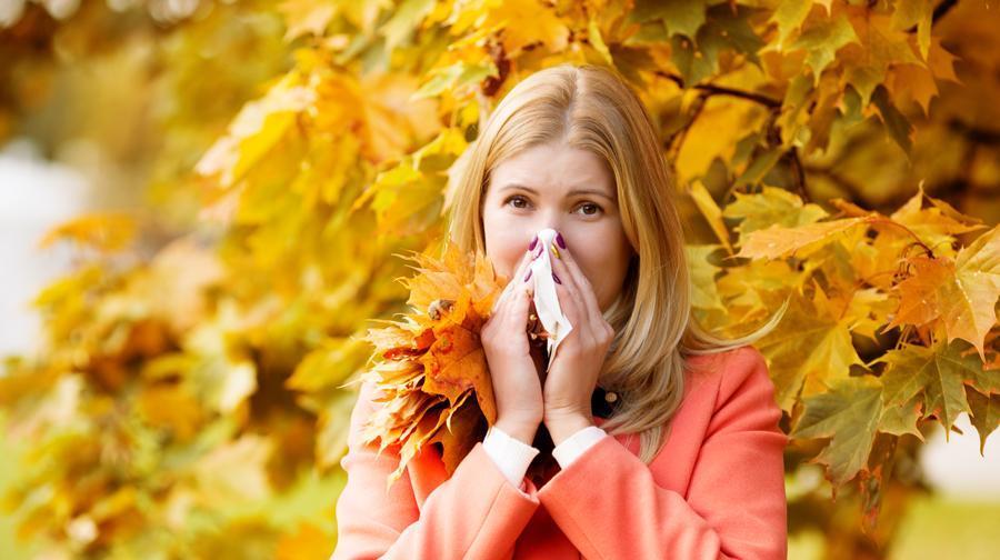 7 راه چاره برای درمان آلرژی پاییزی