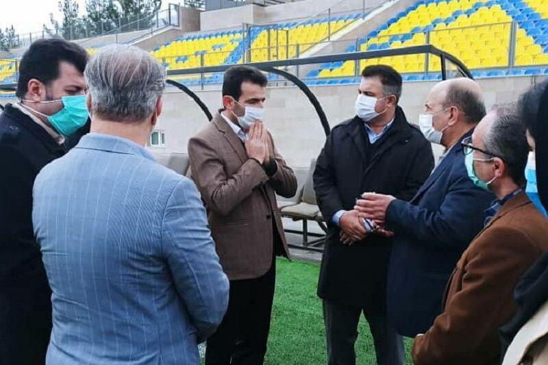 خبرنگاران 90 میلیارد ریال برای اتمام طرح بازسازی استادیوم مهاباد اختصاص یافت