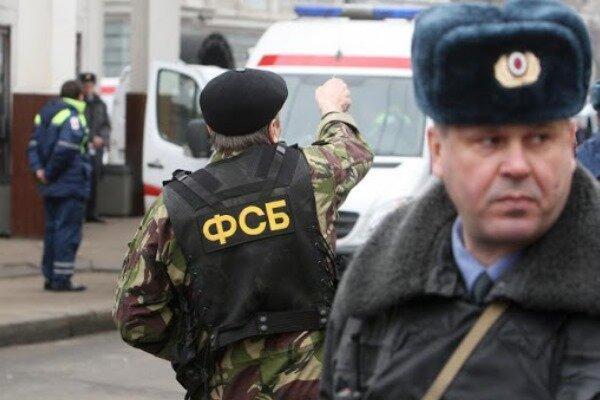 مردی مسلح 6 کودک را در سن پترزبورگ به گروگان گرفت