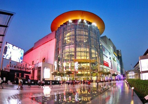 بهترین مراکز خرید در بانکوک