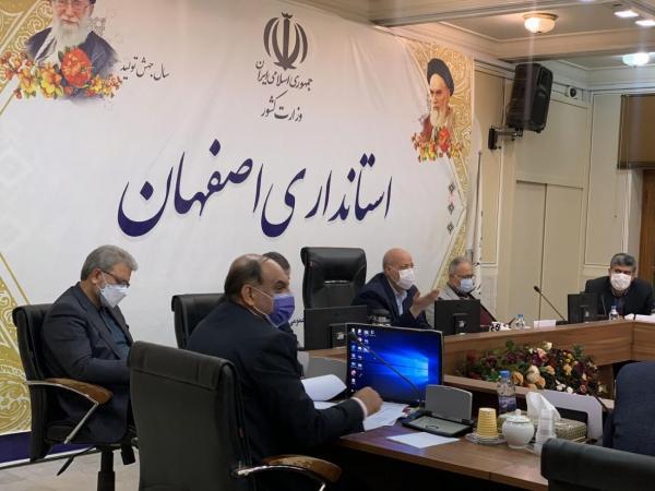 خبرنگاران استاندار اصفهان: باید عرصه برای قاچاق کالا و ارز ناامن شود