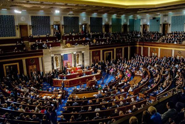کنگره آمریکا بسته 900 میلیارد دلاری مقابله با کرونا را تصویب کرد