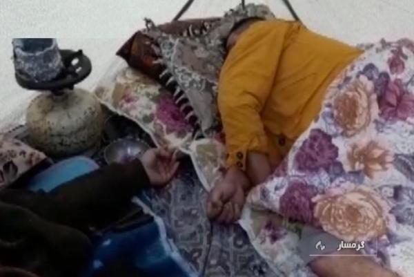 سفر ناتمام مسافران خوزستانی به علت گازگرفتگی