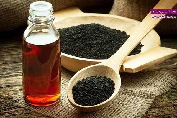 آشنایی با خواص شگفت انگیز سیاه دانه و عسل