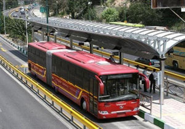 شروع به کار ناوگان ویژه بانوان در پُرمسافرترین خط اتوبوسرانی تهران