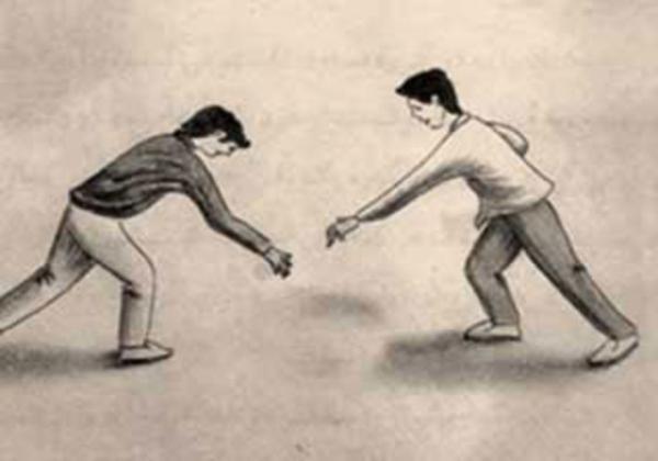 بازیهای محلی بنار - کوکو
