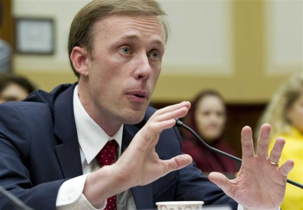 گفت وگوی مشاور امنیت ملی کاخ سفید با مقام های اروپایی درباره ایران