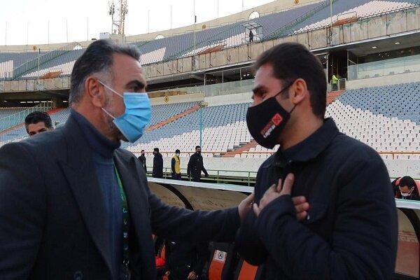 فکری: از صدرنشینی استقلال ناراحتند، از میلیچ خبر ندارم!