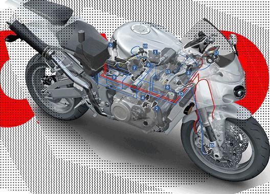 تبدیل کاربراتور به انژکتور در موتورسیکلت ها چگونه انجام می گردد؟