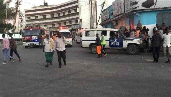 انفجار در موگادیشو و زخمی شدن 2 پلیس سومالی